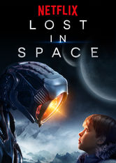 Lost in Space Netflix AR (Argentina)